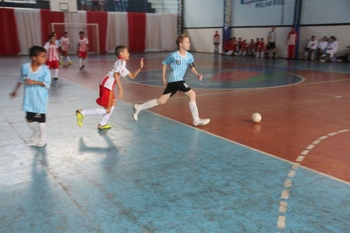 Jogos das Olimpíadas das Escolas Particulares avançam neste Sábado - Imagem 23