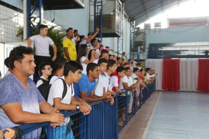 Jogos das Olimpíadas das Escolas Particulares avançam neste Sábado - Imagem 5