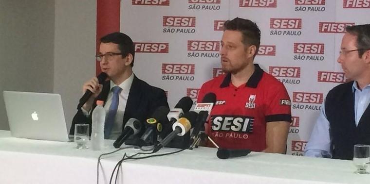 Doping do atleta de vôlei Murilo é confirmado após contrapova