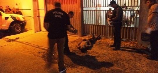 Pedreiro é morto a tiros em possível acerto de contas em Parnaíba