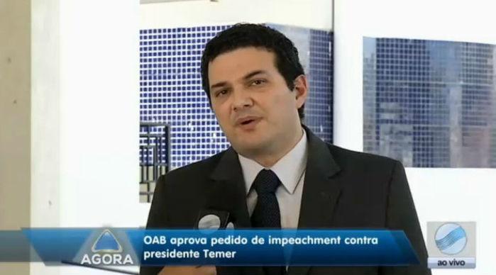 Celson Barros Neto (Crédito: Rede Meio Norte)