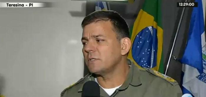 Coronel Carlos Augusto (Crédito: Rede Meio Norte)