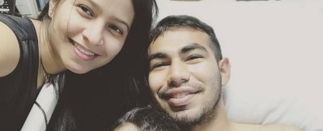 Sornoza publica foto após cirurgia e agradece apoio da torcida