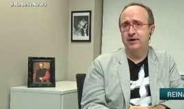 Reinaldo Azevedo pede demissão após conversa com irmã de Aécio