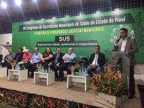 VII Congresso de Secretários Municipais de Saúde do Piauí