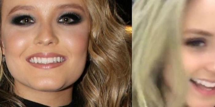 Larissa Manoela muda visual e fica ainda mais loira  confira! ab115b543b