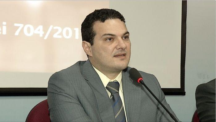 Conselheiro Federal Celso Neto
