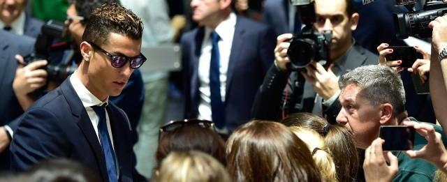 Cristiano Ronaldo é acusado de sonegar R$ 29 milhões