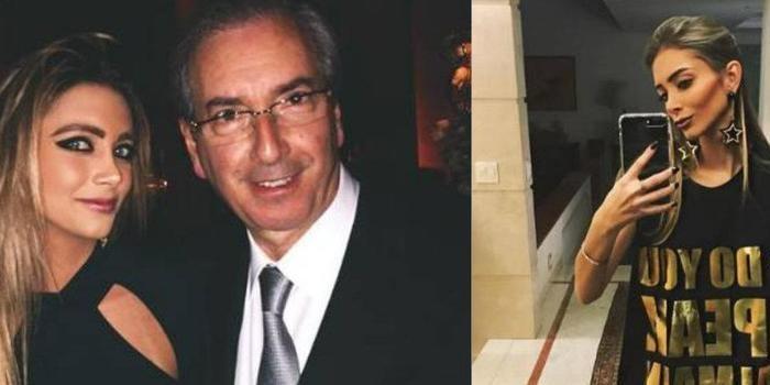 Filha de Cunha ostenta luxo com 30 mil seguidores em rede social