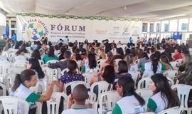 Francinópolis participa de Fórum em Floriano