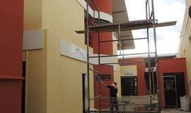 Município realiza limpeza nos principais prédios públicos