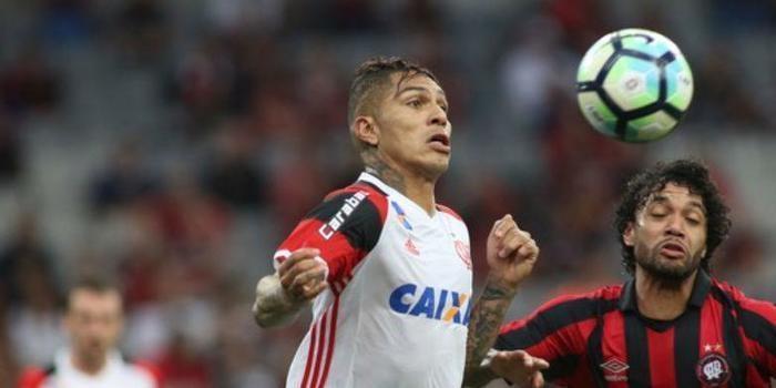 Após empatar com Atlético-PR, Flamengo vê liderança escapar