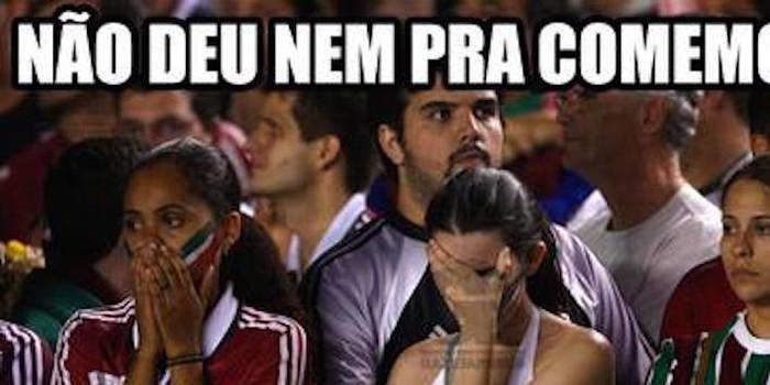 Fluminense vira piada nas redes sociais após derrota para o Vasco