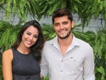 Yanna Lavigne reata namoro com Bruno Gissoni após filha nascer