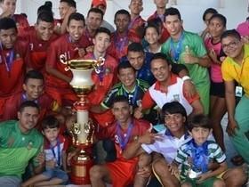 Campo Largo é campeão da I Copa Remediense de Futsal