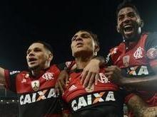 Guerrero comanda Flamengo na vitória contra time do Chile