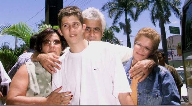 Pedrinho passou quase 17 anos desaparecido