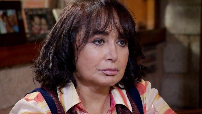 Maria Antonieta de Las Nieves em entrevista para Gugu