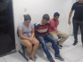 Preso quatro pessoas após fazerem limpa em residência no Pará