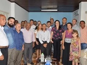 Marcos Elvas assegura apoio a Marcha para Jesus