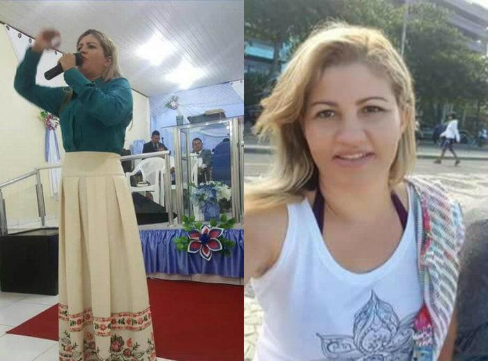 Pastora Albeani Santos (Crédito: Reprodução)