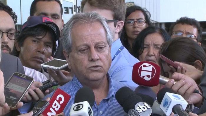 Antônio Fernandes Toninho Costa foi demitido da Funai