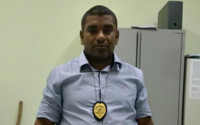 Junior Lopes, chefe de investigação da delegacia de União-PI