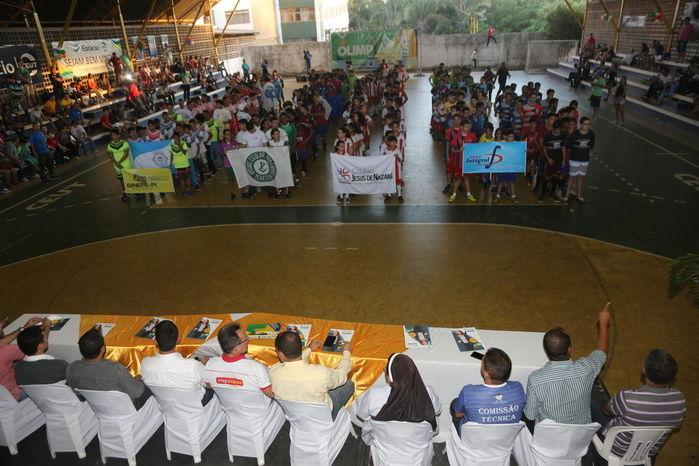 Olimpíadas das Escolas Particulares de Teresina, (Crédito: Efrém Ribeiro)