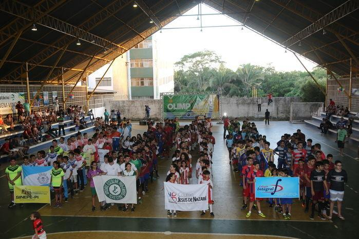 Olimpíadas das Escolas Particulares de Teresina (Crédito: Efrém Ribeiro)