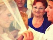 Carolina Dieckmann festeja dez anos de casamento e se declara