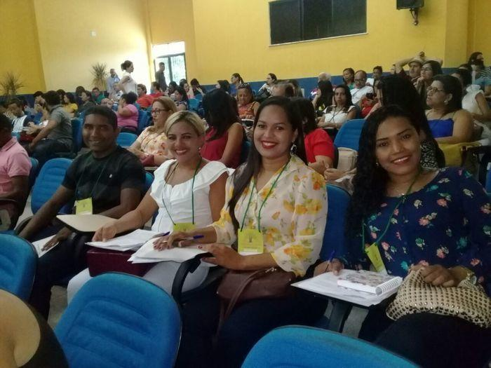 Portuenses participam de Conferência de Saúde da Mulher em Parnaíba - Imagem 1