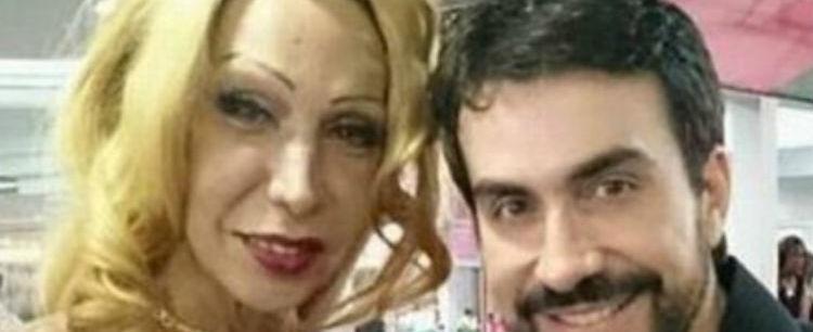 Morre travesti que ficou famosa por foto com padre Fabio de Melo