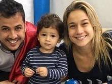 Fernanda Gentil fala sobre relação com o ex-marido Matheus Braga