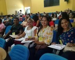 Portuenses participam de Conferência de Saúde da Mulher em Parnaíba