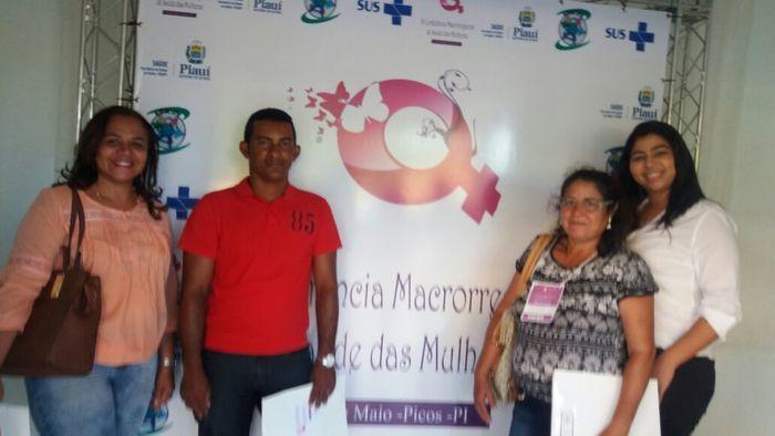 Representante da saúde de Santo Inácio participa de conferência  - Imagem 1