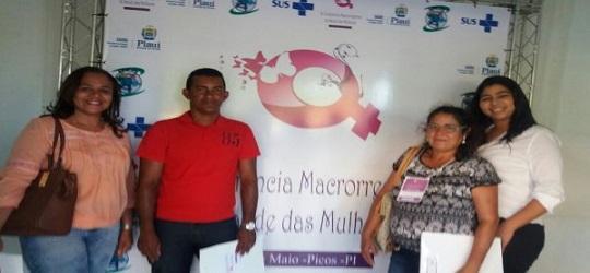 Representante da saúde de Santo Inácio participa de conferência