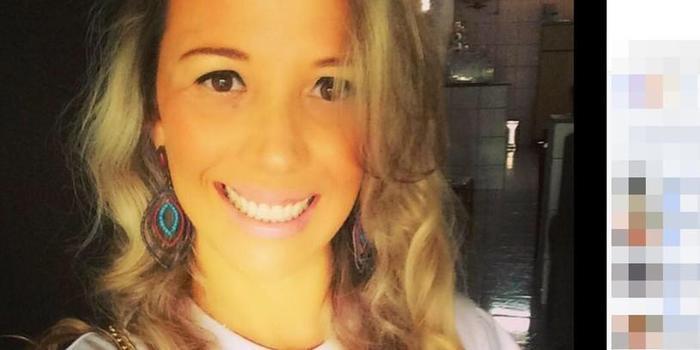 Comoção marca enterro de brasileira que passou mal durante voo