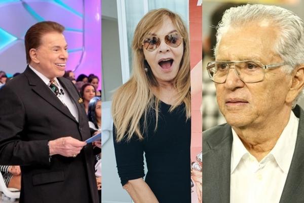 Sílvio e Carlos Alberto são acusados de assédio por Neide Ribeiro