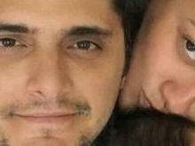 Amiga posta foto com Bruno Gissoni com a filha Madalena: