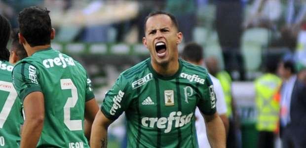 Palmeiras vence Fluminense durante jogo no Allianz Parque