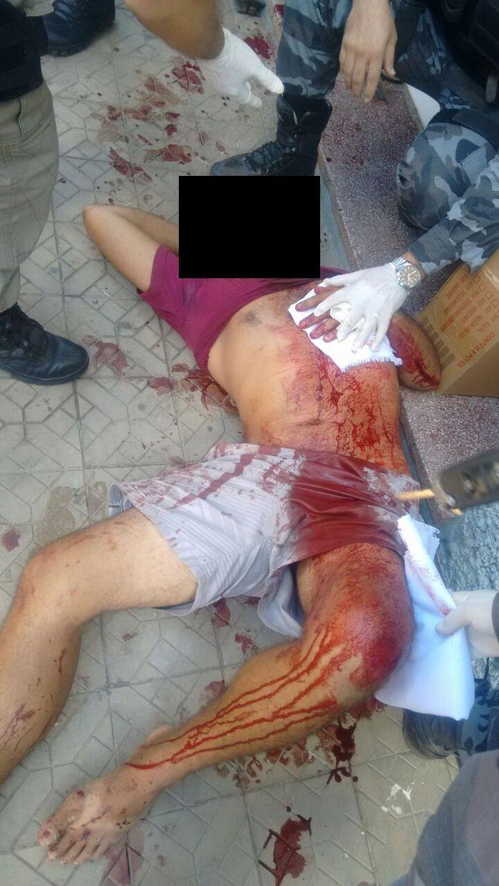 Homem é esfaqueado após briga de bar em Oeiras
