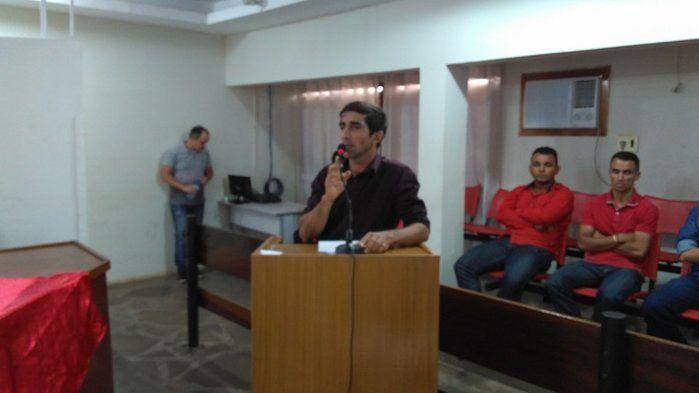 Vereador Manim (Crédito: Adriano Sousa)