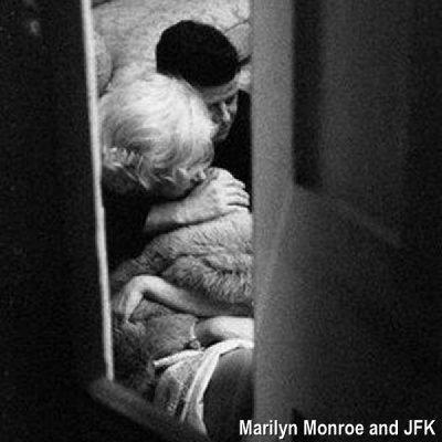Marilyn monroe e  JFK