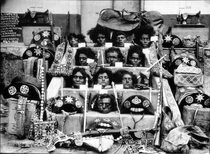 Lampião e seu bando em 1938