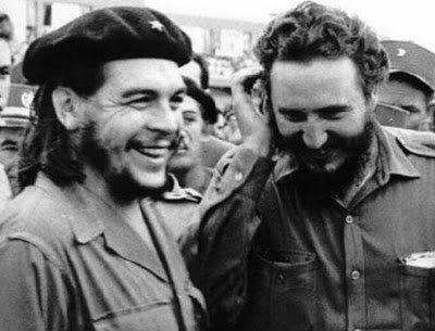 Che Guevara e Fidel Castro 1959