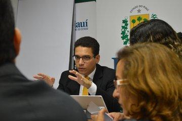 Secretário de Justiça, Daniel Oliveira