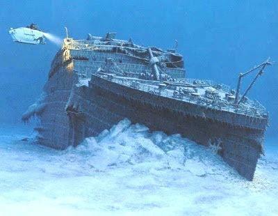 O verdadeiro Titanic