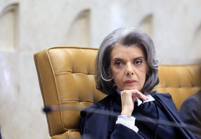 Cármen Lúcia, presidente do Supremo Tribunal Federal (STF)