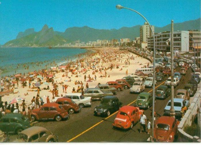 Copacabana nos anos 50
