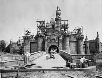 Construção de Disney World